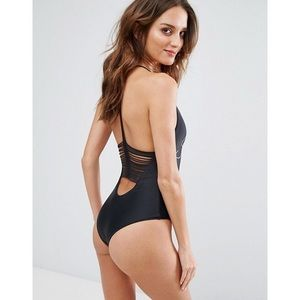 NWT Free People x Amuse Society One Piece Swimsuit